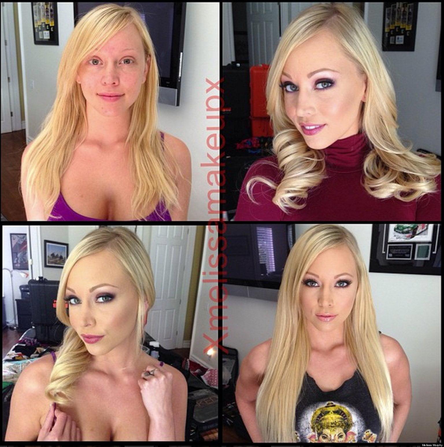 Porn Stars No Makeup
